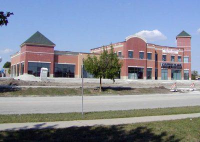 shopping strip Orland Park, IL