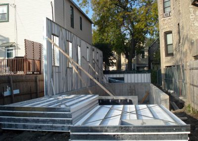 2-story single family house, north side Chicago, IL