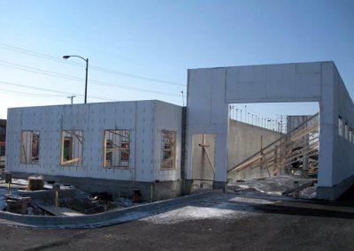 municipal project, maintenance facility Chicago, IL